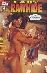 LADY RAWHIDE -  COMIC SIGNE PAR ADAM HUGHES - #3 1995 (1000 EXP)
