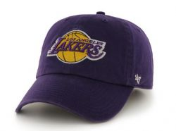 LAKERS DE LOS ANGELES -  CASQUETTE AJUSTABLE