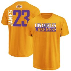 LAKERS DE LOS ANGELES -  T-SHIRT