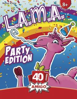 LAMA -  ÉDITION PARTY (FRANÇAIS)