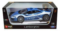 LAMBORGHINI -  HURACAN LP610 1/18 - POLICE PACK