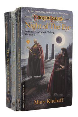 LANCEDRAGON -  DEFENDERS OF MAGIC TRILOGY (VOL. 1, 2, & 3) USAGÉS (ANGLAIS)