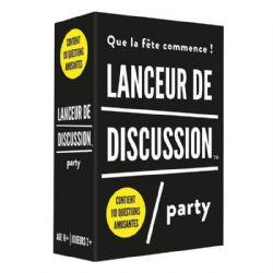 LANCEUR DE DISCUSSION -  PARTY (FRANÇAIS)