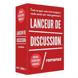 LANCEUR DE DISCUSSION -  ROMANCE (FRANÇAIS)