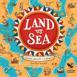 LAND VS SEA (ANGLAIS)