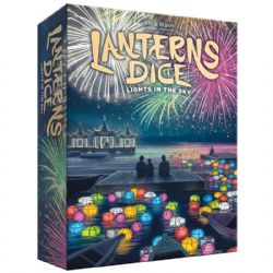 LANTERNS DICE : LIGHTS IN THE SKY (ANGLAIS)