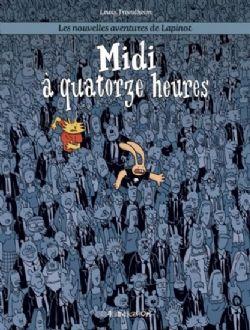 LAPINOT -  MIDI À QUATORZE HEURES -  LES NOUVELLES AVENTURES DE LAPINOT 07
