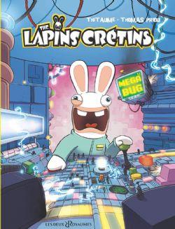 LAPINS CRETINS, THE -  MEGA BUG 12