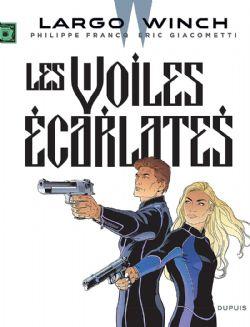 LARGO WINCH -  LES VOILES ÉCARLATES (ÉDITION LIMITÉ) 22