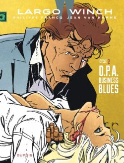 LARGO WINCH -  O.P.A. - BUSINESS BLUES -  CYCLE 2