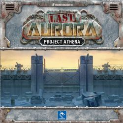 LAST AURORA -  PROJECT ATHENA (ANGLAIS)