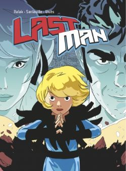 LAST MAN -  COFFRET EN 2 VOLUMES (TOMES 01 ET 02)
