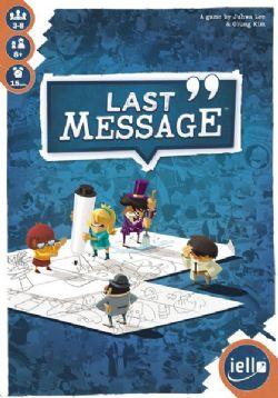 LAST MESSAGE (FRANÇAIS)