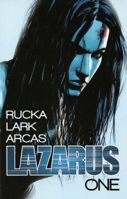 LAZARUS -  LAZARUS TP 01