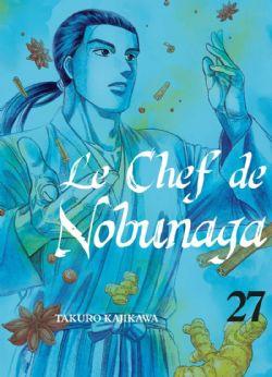 LE CHEF DE NOBUNAGA -  (V.F.) 27