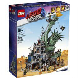 LE FILM LEGO 2 -  BIENVENUE À APOCALYPSEBURG ! (3178 PIÈCES) 70840