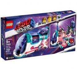 LE FILM LEGO 2 -  LE BUS DISCOTHÈQUE (1024 PIÈCES) 70828