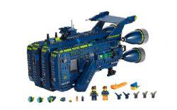 LE FILM LEGO 2 -  LE REXCELSIOR (1826 PIÈCES) 70839