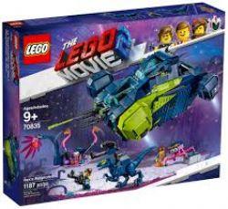 LE FILM LEGO 2 -  LE REXPLORATEUR DE REX (1187 PIÈCES) 70835