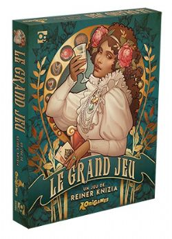 LE GRAND JEU (FRANÇAIS)