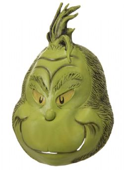 LE GRINCH -  MASQUE DELUXE DU GRINCH