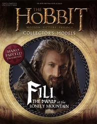 LE HOBBIT -  FILI AT THE LONELY MOUNTAIN (MAGAZINE ET FIGURINE) 25