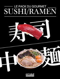 LE PACK DU GOURMET : SUSHI/RAMEN