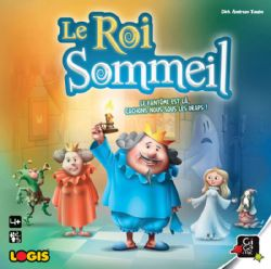 LE ROI SOMMEIL -  LE FANTOME EST LA CACHONS NOUS SOUS LES DRAPS! (FRANCAIS)