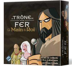 LE TRÔNE DE FER -  LA MAIN DU ROI (FRANÇAIS)