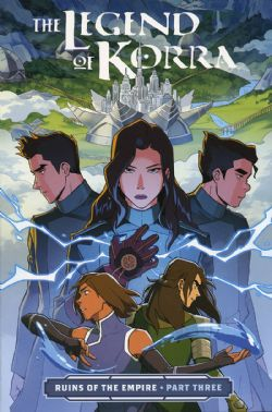 LEGEND OF KORRA -  RUINS OF EMPIRE TP -  PART THREE