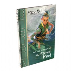 LEGEND OF THE FIVE RINGS : NOVELLA -  THE ETERNAL KNOT (ANGLAIS)