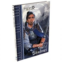 LEGEND OF THE FIVE RINGS : NOVELLA -  TRAIL OF SHADOWS (ANGLAIS)
