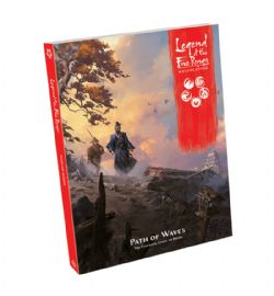 LEGEND OF THE FIVE RINGS : ROLEPLAYING -  PATH OF WAVES (ANGLAIS)