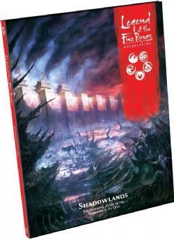 LEGEND OF THE FIVE RINGS : ROLEPLAYING -  SHADOWLANDS (ANGLAIS)