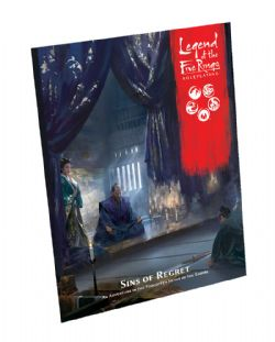 LEGEND OF THE FIVE RINGS : ROLEPLAYING -  SINS OF REGRET (ANGLAIS)