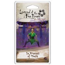 LEGEND OF THE FIVE RINGS : THE CARD GAME -  IN PURSUIT OF TRUTH (ANGLAIS)