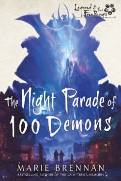LEGEND OF THE FIVE RINGS -  THE NIGHT PARADE OF ONE HUNDRED DEMONS (ANGLAIS)