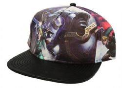 LEGEND OF ZELDA, THE -  CASQUETTE DE CUIR