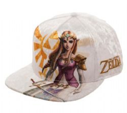 LEGEND OF ZELDA, THE -  CASQUETTE DE VELOUR