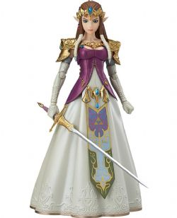LEGEND OF ZELDA, THE -  FIGURINE ARTICULÉE FIGMA DE ZELDA (10 CM) -  TWILIGHT PRINCESS 318