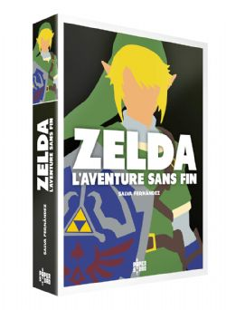 LEGEND OF ZELDA, THE -  L'AVENTURE SANS FIN
