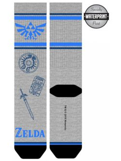 LEGEND OF ZELDA, THE -  PAIRE DE BAS