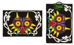 LEGEND OF ZELDA, THE -  TAPIS AVEC MASQUE DE MAJORA (60 x 40 CM)