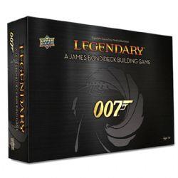 LEGENDARY -  007 JAMES BOND EXPANSION (ANGLAIS)