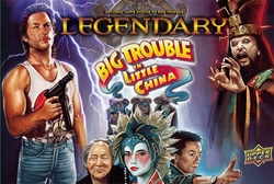LEGENDARY -  BIG TROUBLE IN LITTLE CHINA (ANGLAIS)