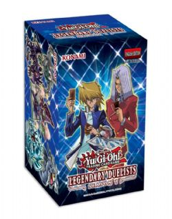 LEGENDARY DUELISTS -  SEASON 1 (2P18 + 1 CARTE) (ANGLAIS)