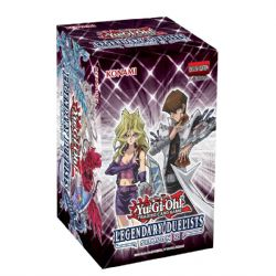 LEGENDARY DUELISTS -  SEASON 2 (2P18 + 1 CARTE) (ANGLAIS)