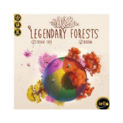 LEGENDARY FORESTS (ANGLAIS)