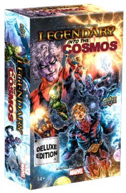 LEGENDARY -  INTO THE COSMOS (ANGLAIS)