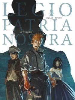 LEGIO PATRIA NOSTRA -  LE TAMBOUR 01